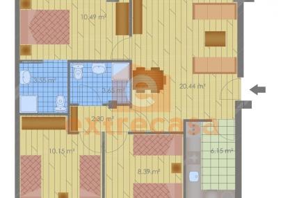Piso de nueva construcción en venta