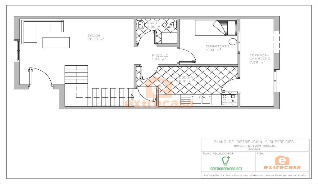 Casa de nueva construcción en venta