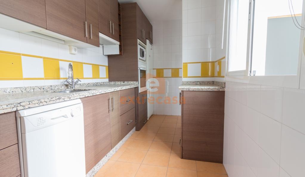 Apartamento con 2 habitaciones
