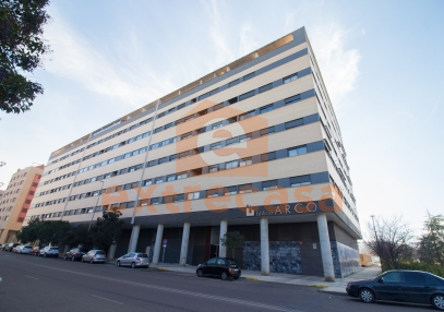 Piso en Ronda Norte con 3 habitaciones, plaza de garaje y trastero