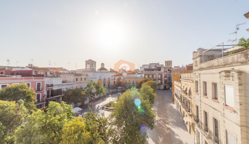 Apartamento en alquiler cerca de Plaza Cervantes