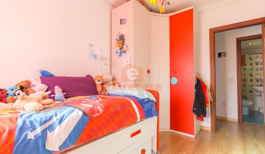 Bonito piso en venta con plaza de garaje