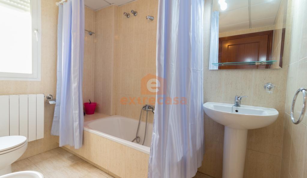 Apartamento en alquiler con patio privado de 16 m²